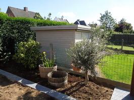 Realisaties tuinen - Caenepeel Christophe